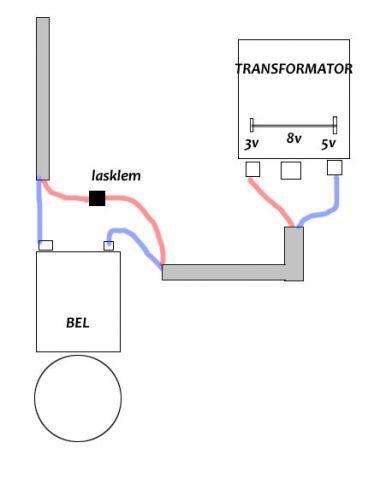 Bel Aansluiten Transformator.Deurbel Aansluiten Draden