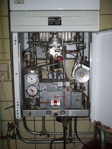Geen Cv Wel Warm Water Vaillant 15 2 T3w Klusidee Nl