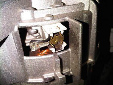 Voorkeur Bosch wasmaschine Aquanoom 1400 koolborstels vervangen QR27