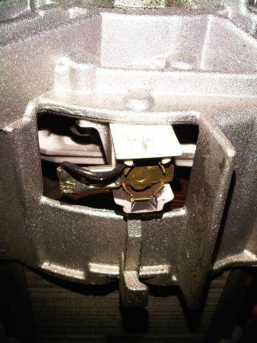 Geliefde Bosch wasmaschine Aquanoom 1400 koolborstels vervangen TV81