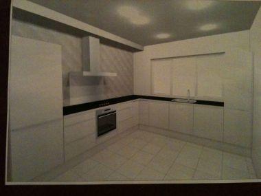 Waterafstotende verf voor in keuken of badkamer - Verf keuken lichtgrijs ...