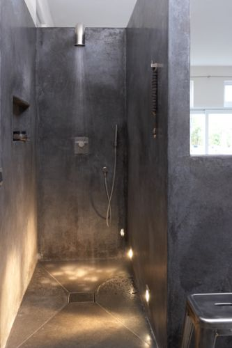 Badkamerverlichting ondervloer verlichten
