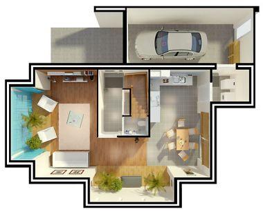 Bouwtekeningen 3d maken for Huis maken 3d