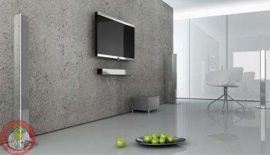 Tv In Muur : Tv wand maken