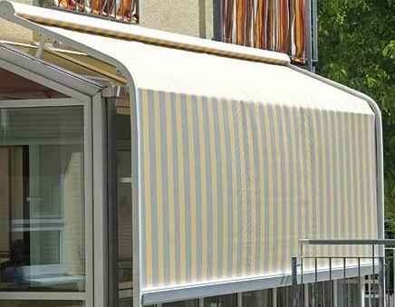 Magnifiek Zonwering veranda &JV85