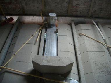 Vaak Opbouw broodjes vloer met vloerverwarming LY84