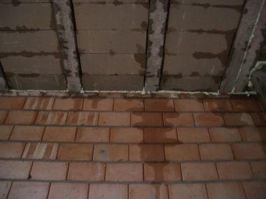 Zeer Opbouw broodjes vloer met vloerverwarming KM45