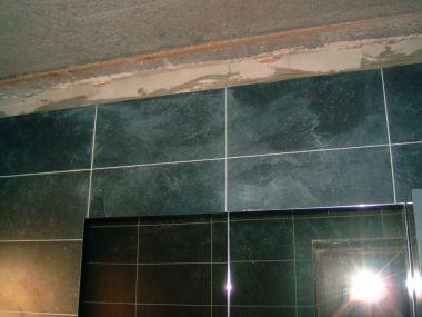 Bruine Vlekken Badkamer : Vlekken op badkamer wandtegels
