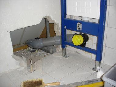 Afvoer Badkamer Lijmen : Hoek afloop toilet afvoer