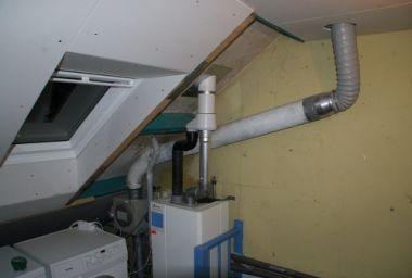 Genoeg Afvoer mechanische ventilatie VR02