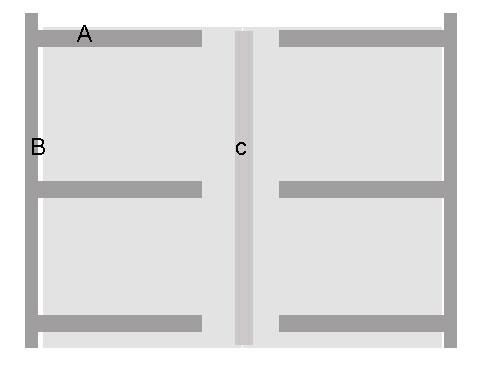 Zelf poort maken uit twee delen 125cm - Hoe het ontwerpen van een levende ...