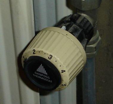 Danfoss thermostaatknop - Zits verwarming ...