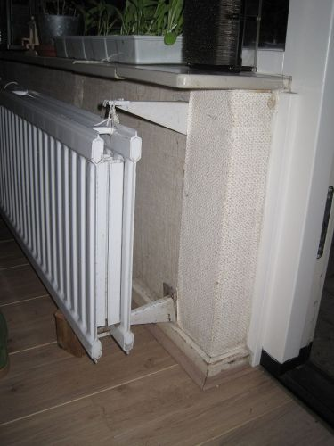 Top Vervangen beugels/steunen radiator ZJ57