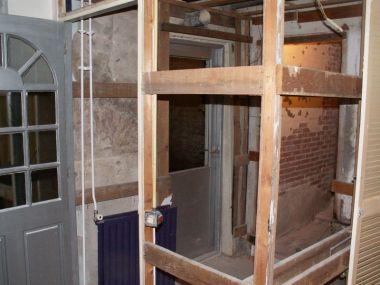 Uitzonderlijk Verbouwen badkamer - isolatie enkelsteens buitenmuur KG78