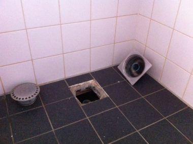 Badkamer Afvoer Lekkage : Afvoer douche geeft lekkage