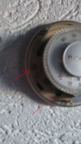 Honeywell kwikthermostaat schakeld niet