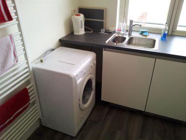 Uitgelezene Wasmachine past net niet in keuken YU-86