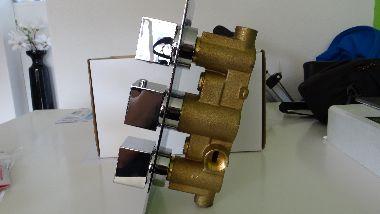 Inbouw thermostaat aansluiten for Tuinslang aansluiten op kraan zonder schroefdraad