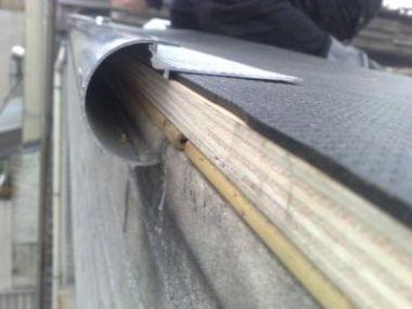 Keuze dakbedekking en hoe - Veranda met dakraam ...