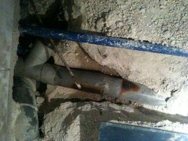 Badkamer Afvoer Lekkage : Badkamer afvoer reparatie u devolonter