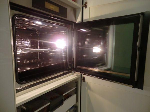 demontage glasplaten ovendeur miele h5681 bpr. Black Bedroom Furniture Sets. Home Design Ideas