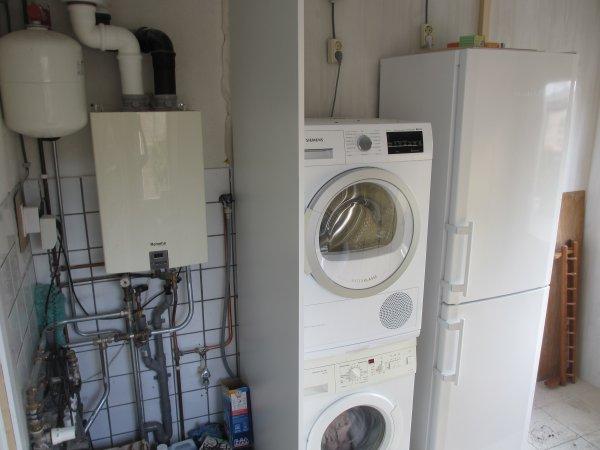 Kast Wasmachine Droger : Kast wasmachine droger aanvaardbaar kast maken op hoogte voor