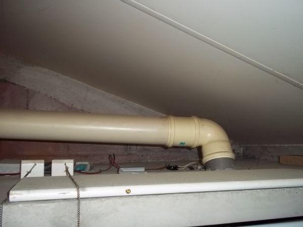 Badkamer Plafond Afzuiging : Plafond leggen in badkamer
