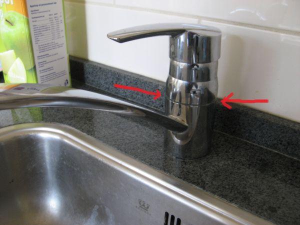 Grohe europlus keukenkraan onderdelen archidev