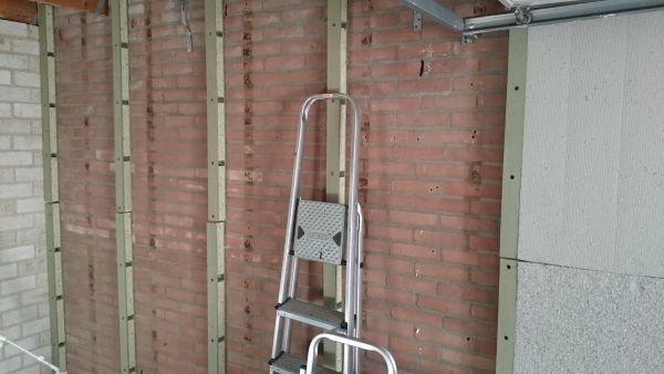 Vochtbestendigheid veerregels bij isolatie enkelsteens muur - Hoe kleed je een witte muur ...