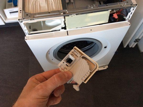 Top Wasmachine Bosch Logixx 8 deur niet open WZ72