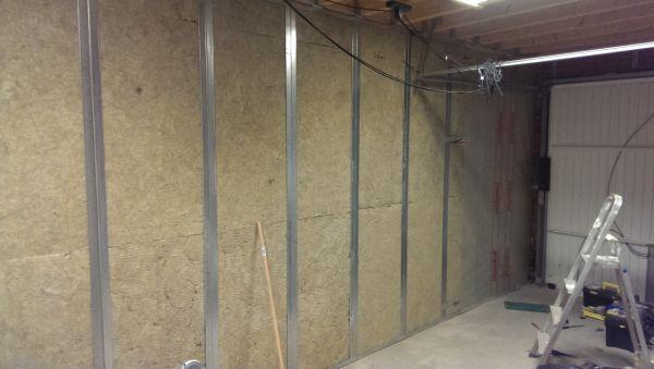 Isoleren Garage Kosten : Garage isoleren betimmering met hout