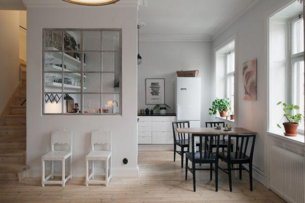 Opening maken in muur tussen keuken en woonkamer - Opening tussen keuken en eetkamer ...