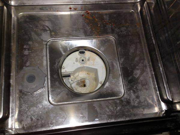 Uitzonderlijk Bosch vaatwasser S9IT1B/SGV46A03EU/42 pompt water niet weg WI61