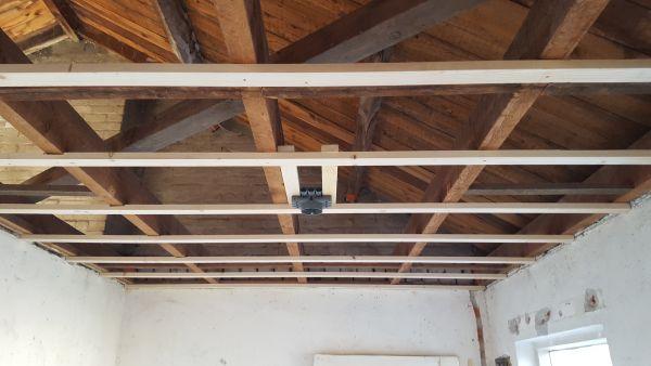 Magnifiek Isolatie plafond onder zolder @KJ58