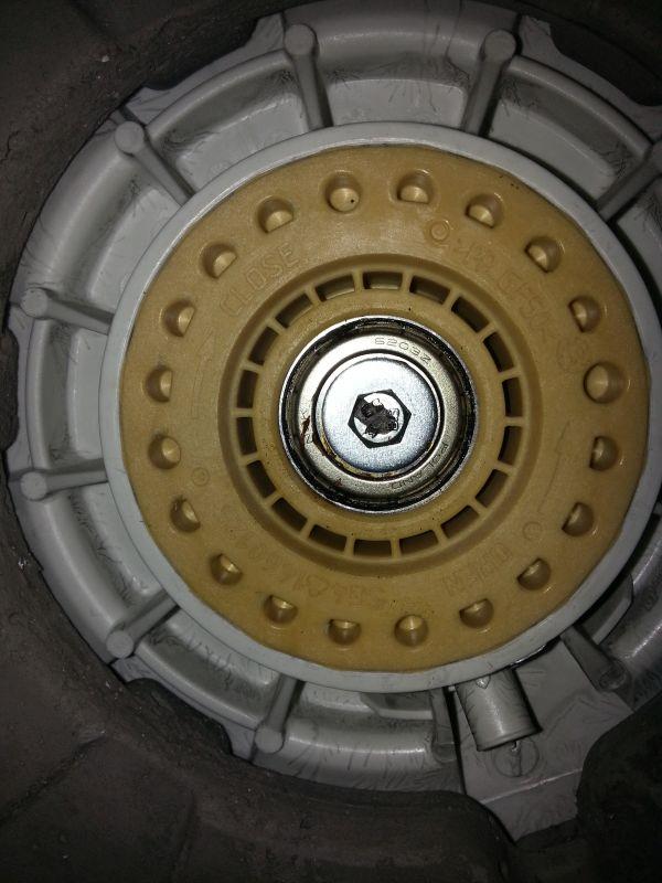 Bekend AEG 46210 bovenlader wasmachine lawaai centrifugeren PZ68