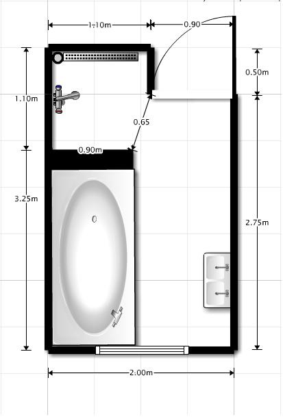 Leidingwerk/Indeling Badkamer