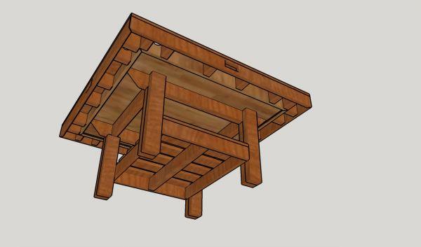 Ontwerp game tafel - Tafel een italien kribbe ontwerp ...