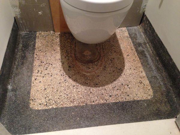 Beroemd Granito vloer polijsten en of grondig reinigen #BU02