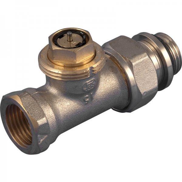 Standaard radiatorventiel kan je dat demonteren - Robinet thermostatique sar ...