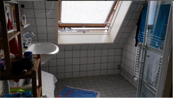 Plaatsen bad in bestaande badkamer zonder bad