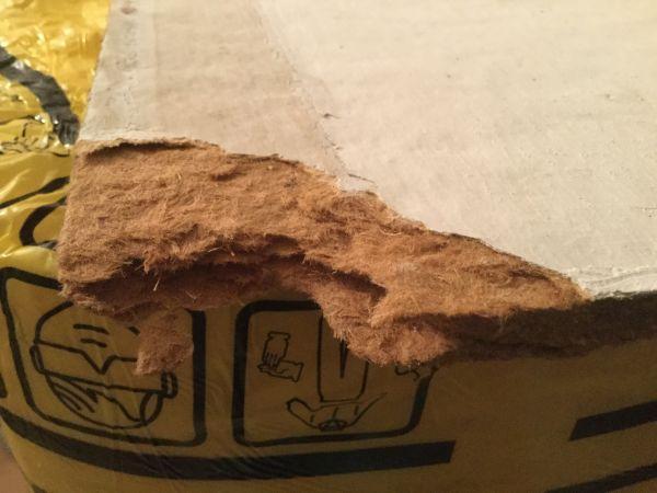 Beroemd Asbest of softboard? YH22