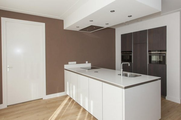 Plafond Afzuigkap Keuken : Verlaagd plafond koof keukeneiland: hoe aanpakken?