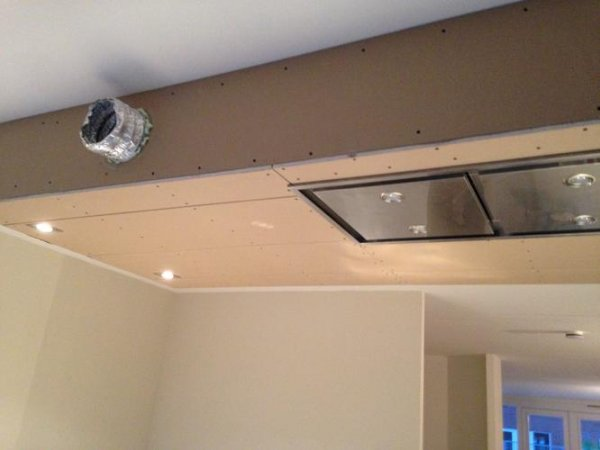 Koof Plafond Maken