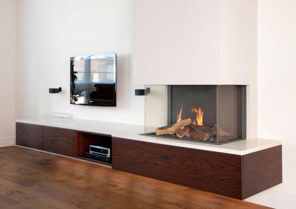 Voorkeur Gashaard/TV-meubel: materiaalgebruik #DD25