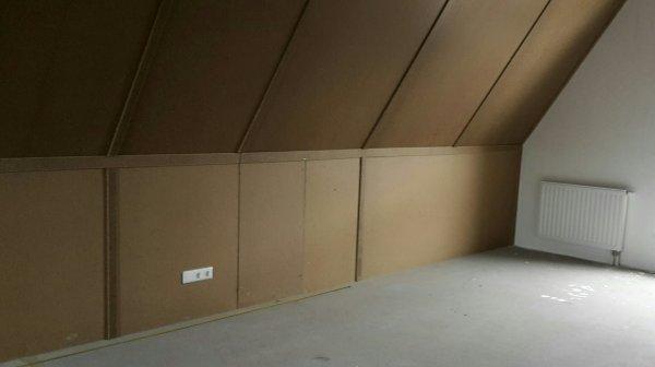 Nieuwbouw plafond afwerken? Hoe?