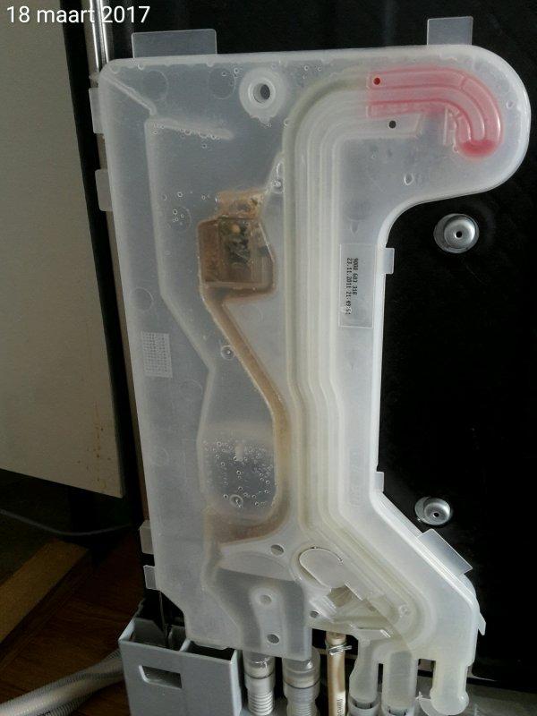 Siemens vaatwasser labyrint schoonmaken for Sensor schoonmaken