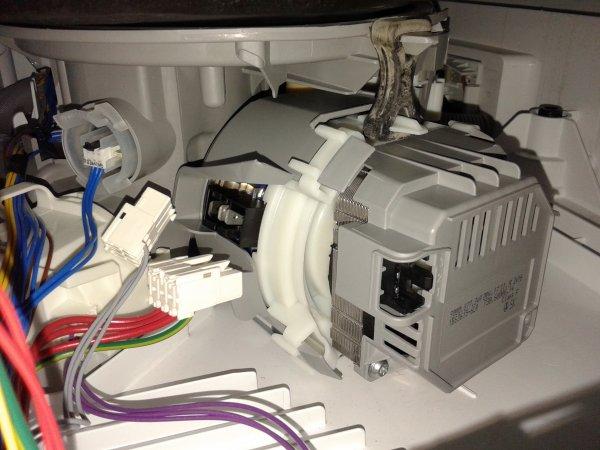 Favoriete Siemens SX66M088 met E24 code - hoe de hittepomp losmaken VJ19