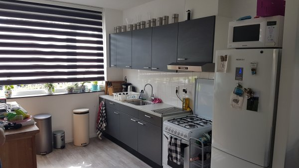 Nieuwe Frontjes Bruynzeel Keuken.Investeren In Keuken Huurwoning