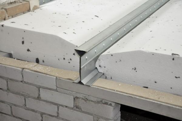 Wonderlijk Underlayment plaat op holle stalen balken bevestigen FR-96