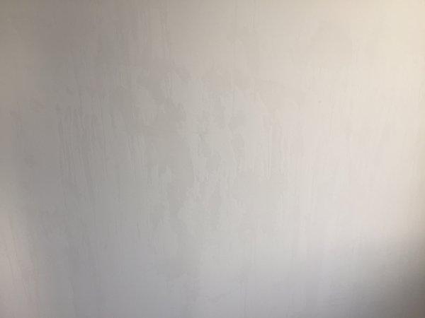 Gestuct Plafond Badkamer : Verkeerd aangebracht voorstrijk wanden en plafonds verpest